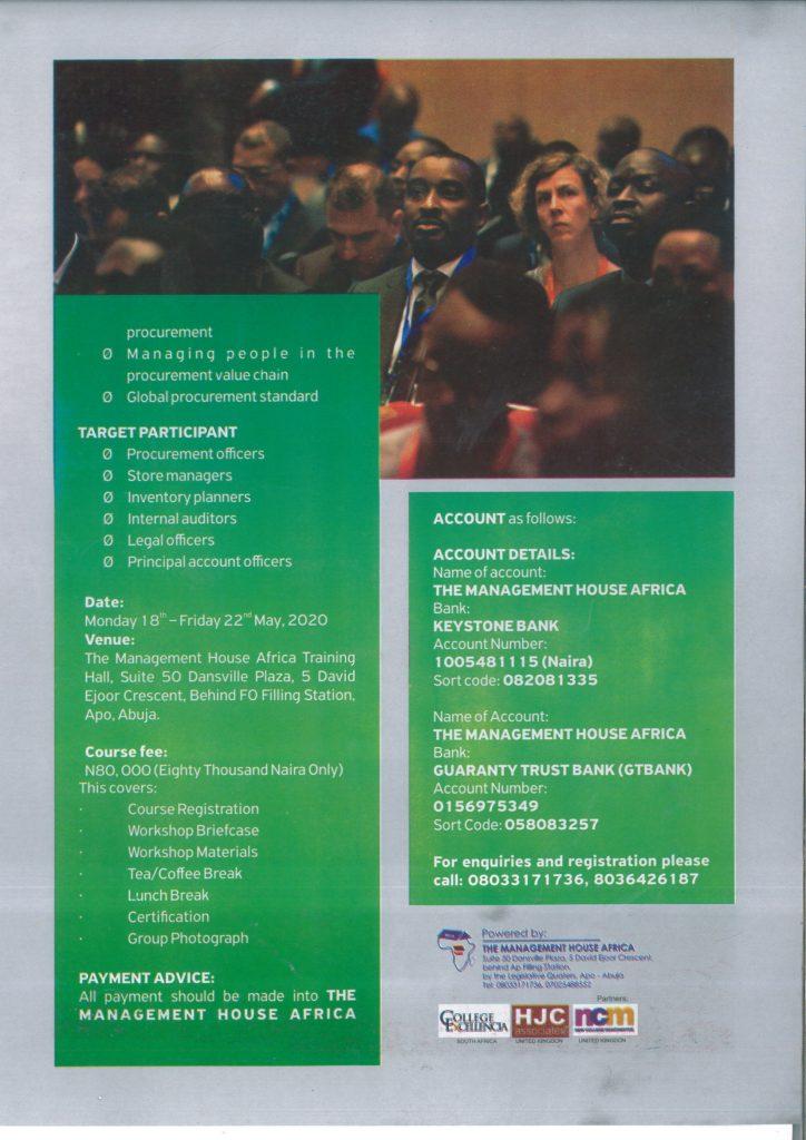 procurement workshop 1.1