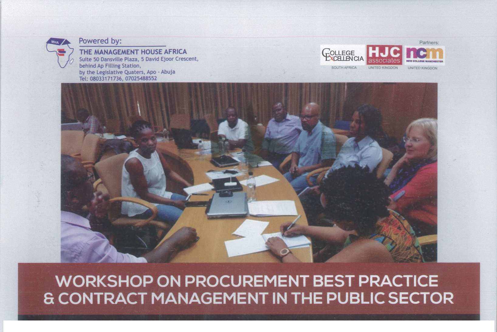 procurement best practice
