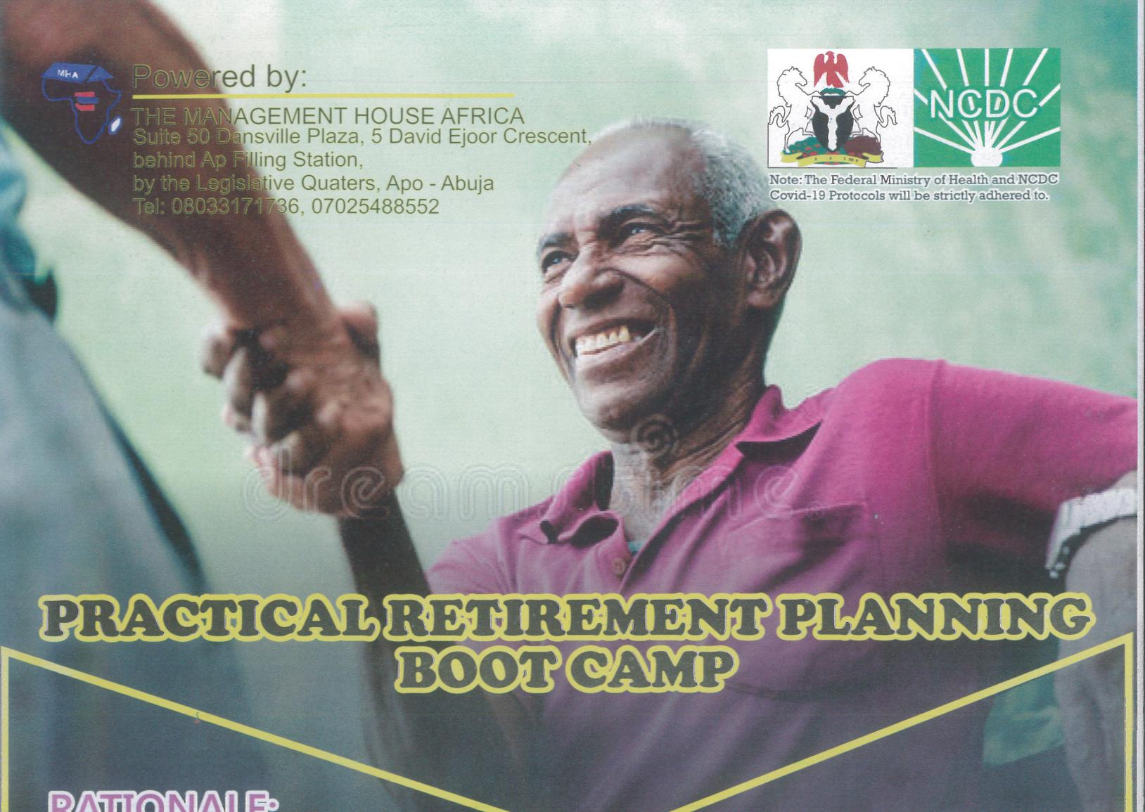 practical retirement bootcamp