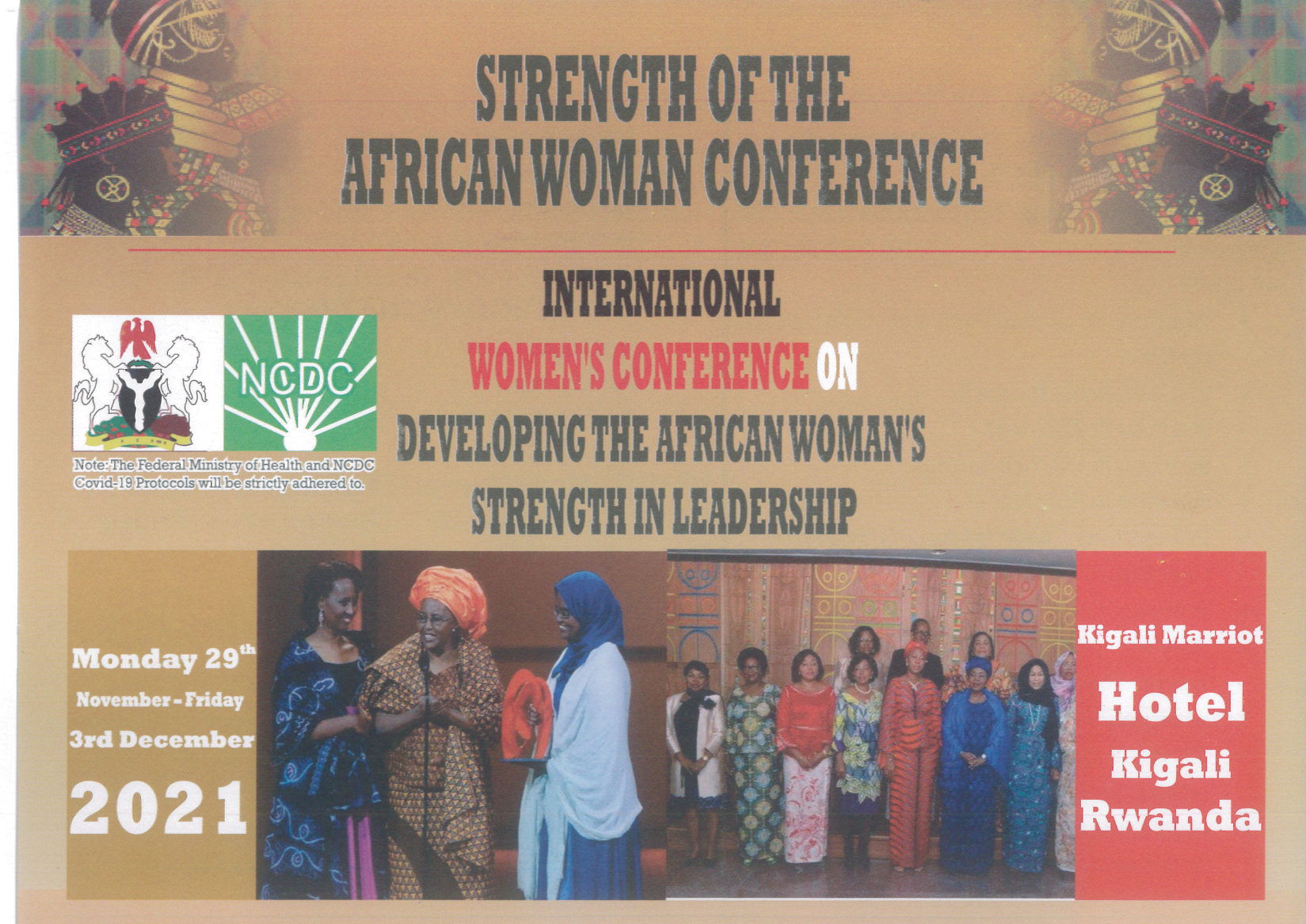 strength of african woman